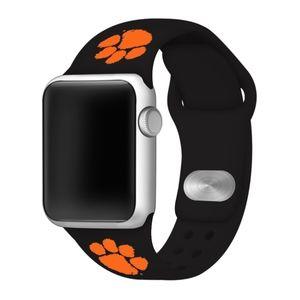 Clemson Tigers Apple Compatible Watchband